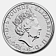 Queen's Beasts 2 Ounce Silver Bullion Coin - Dragon of Wales