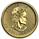 1/4 Ounce Maple Leaf Gold Coin
