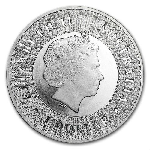 1 Ounce 2017 Silver Kangaroo Coin